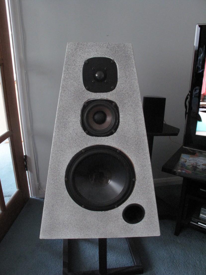 Seas 11-FM speaker repair / replacement – Musings of a *IX guy